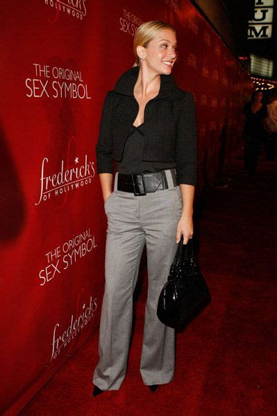 On The Carpet For Fredericks Of 2008 Collection by A J Cook Pictures Rotten Tomatoes