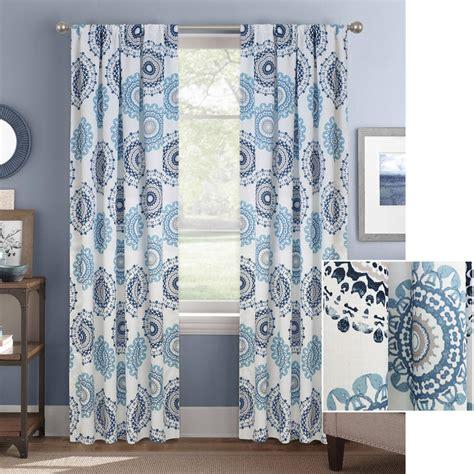 Better Homes And Gardens Kaleidescope Medallion Curtain | better homes and gardens kaleidescope medallion curtain