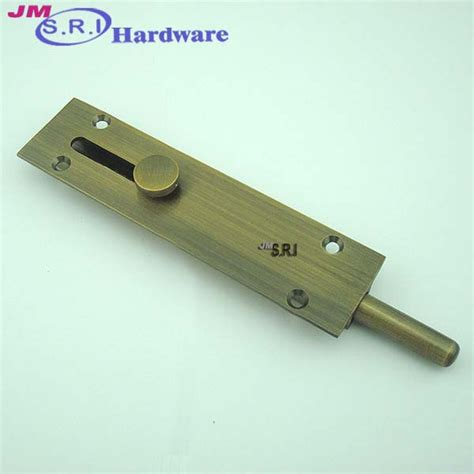 modern brass surface mounted floor door lock bolt buy