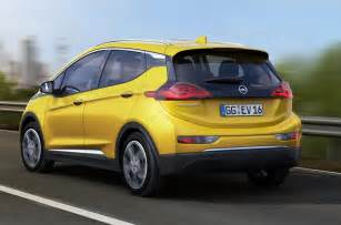 New Electric Vehicles 2017 Opel Era E Electric Car To Launch In Europe In 2017