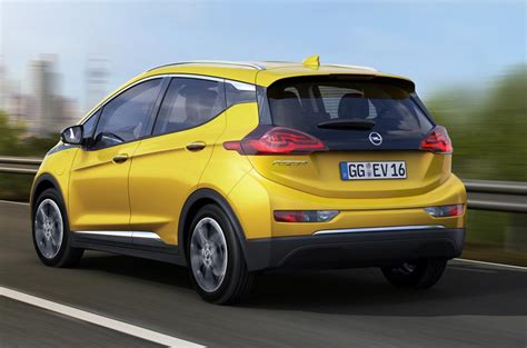 opel cars 2017 opel ampera e electric car to launch in europe in 2017