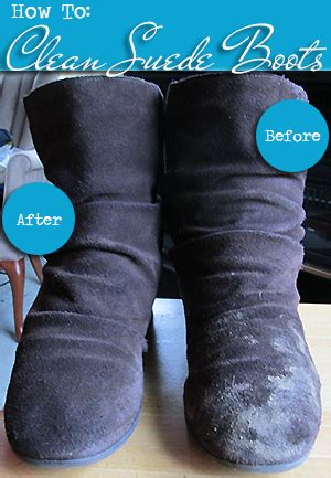 how to clean suede boots all your crafts are belong to us