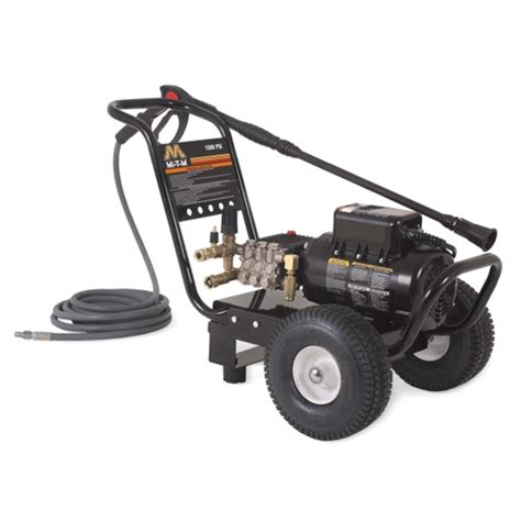 mi t m water pressure washer 3000 psi mi t m jp series 3 000 psi electric pressure washer qc