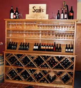 wood home wine rack pdf plans