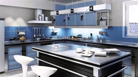 colores de cocinas modernas youtube