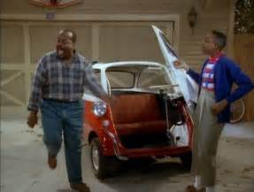 steve urkel s isetta finds second as a teensy