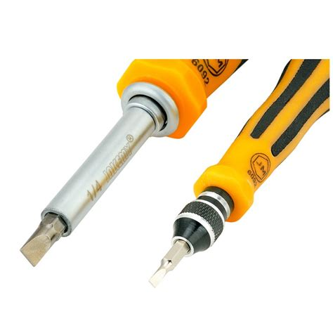 jakemy 57 in 1 professional hardware screwdriver tool kit jm 6092a jakartanotebook