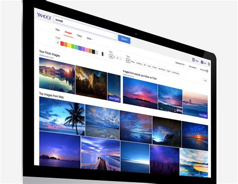 Flickr Search Yahoo Image Search Now Includes Personalized Flickr Results Flickr