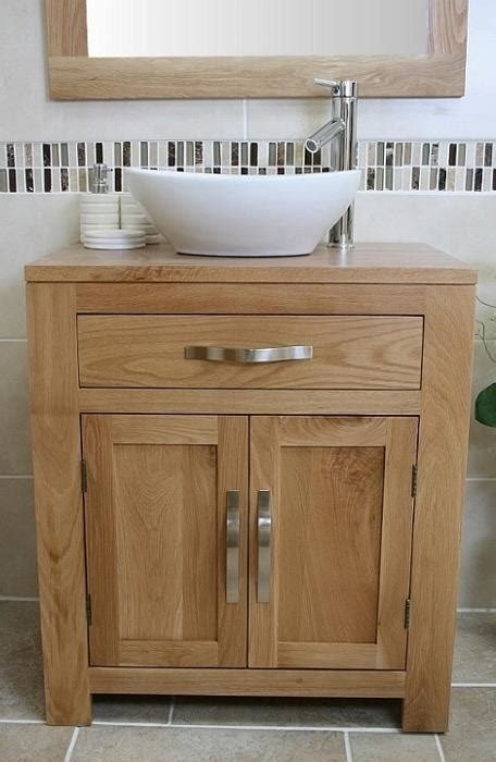 Wash Bowl Vanity Units by Bathroom Vanity Unit Oak Cabinet Furniture Wash Stand