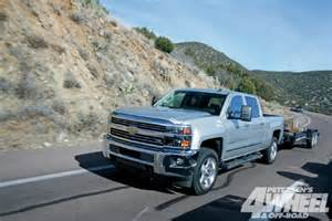 Best Truck Tires For Towing A Travel Trailer 2015 Chevy Silverado Towing Trailer Photo 69697680