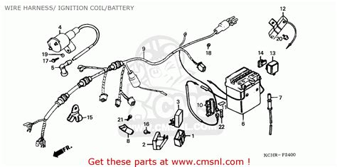 honda cg 125 owner honda cg 125 wiring diagrams and