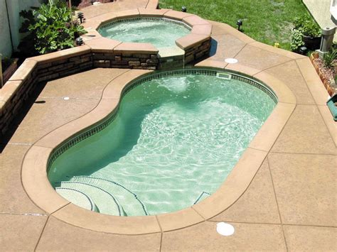 small inground swimming pools maui small fiberglass inground viking swimming pool