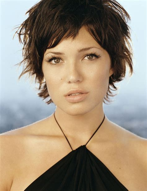 hair style female mandy moore short hair pinterest mandy moore short