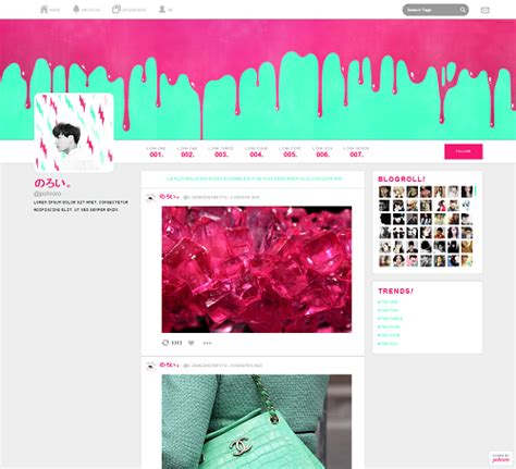 themes tumblr twitter twitter theme on tumblr