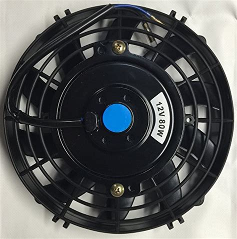 12 volt fan amazon pro comp 7 quot inch electric auto fan 12 volt curved