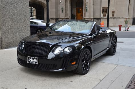 gold bentley convertible 2012 bentley continental supersports convertible used