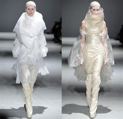 fashion drapery gareth pugh 2014 2015 fall winter mens runway denim