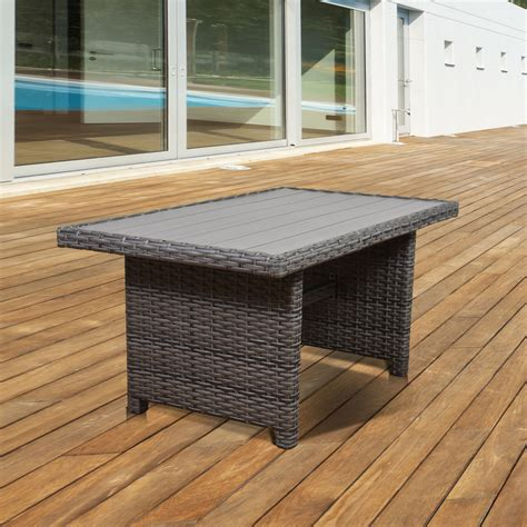 faux wood patio furniture faux wood patio furniture kmart