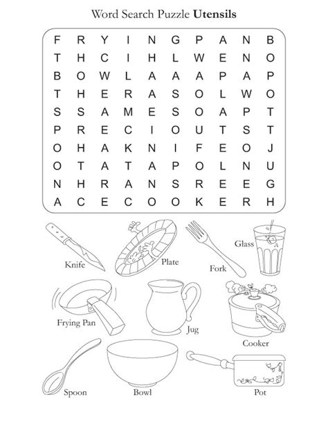 coloring pictures kitchen utensils free coloring pages of kitchen tools