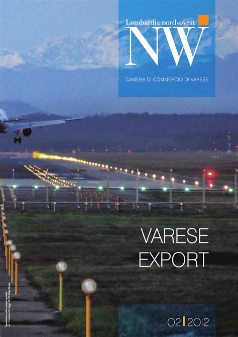 di commercio varese issuu lombardia nord ovest 2 2012 varese export by