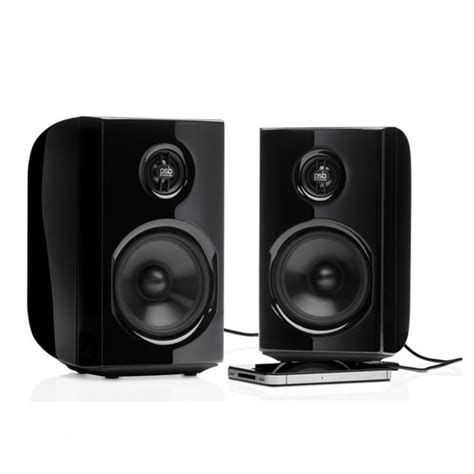 best powered monitors 100 psb alpha 1 100 gloss blk 2 1 powered media speaker system