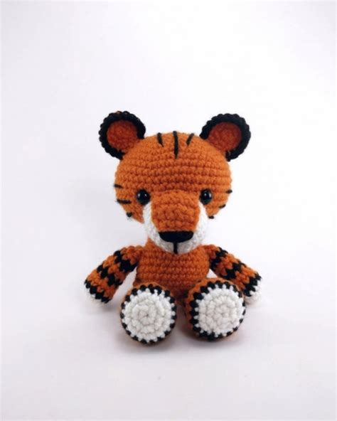 amigurumi pattern tiger toby the tiger amigurumi pattern amigurumipatterns net