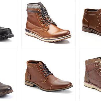 kohl s s boots only 17 19 regular 89 99