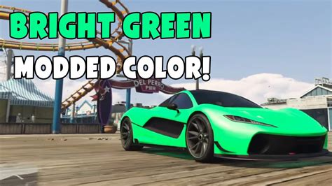gta 5 crew colors gta 5 bright green modded crew color best t20