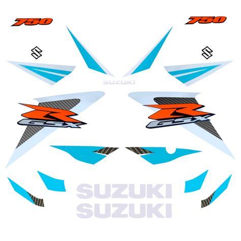 Suzuki Gsxr 750 Decals Suzuki Page 2