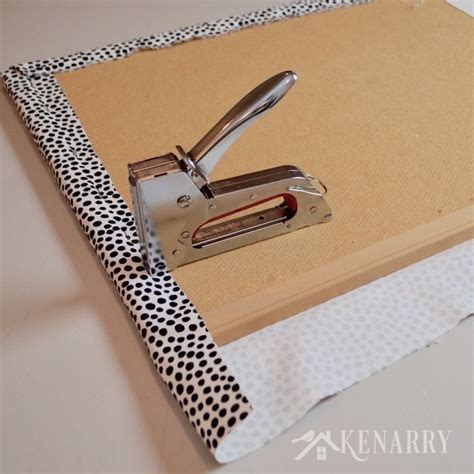 cover message board diy bulletin board makeover how to cover in fabric message board room and