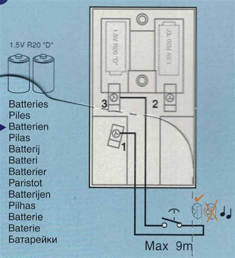lovely wiring diagram two chimes pictures inspiration