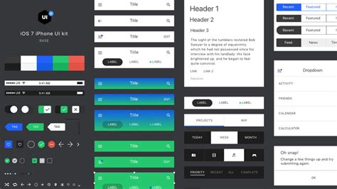 html tutorial guide learn sketch style guides asset libraries