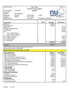Doc.#1002618: Free Payslip Template South Africa ? Payslip