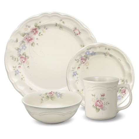 pfaltzgraff tea 32 dinnerware set