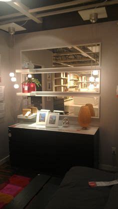 klebespiegel ikea a saltbox ikea stave mirrors hung horizontal a for