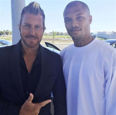 as felon jeremy meeks releases his headshot here s