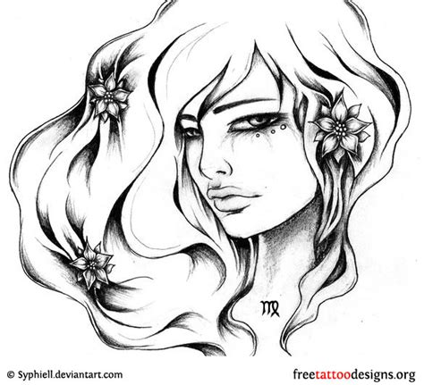 free tattoo designs org virgo tattoos 50 designs and ideas