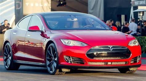 Tesla P85d Tesla Model S P85d Najpotężniejsze Auto Marki Moto