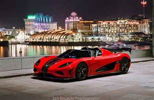 koenigsegg new car new koenigsegg agera rs delivered in singapore for 5