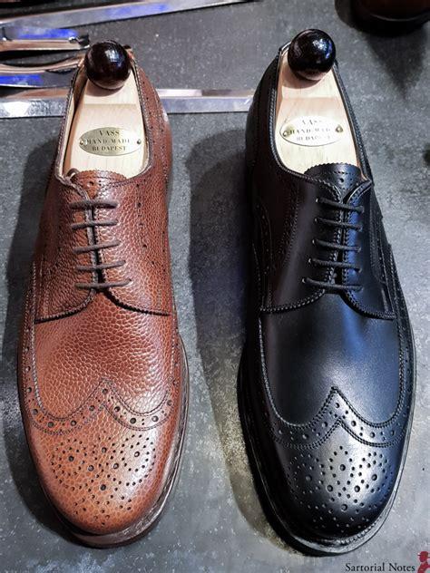 Handmade Shoes For Book - budapest bespoke shoes