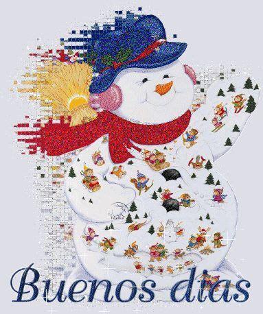 imagenes de buenos dias para navidad imagen de buenos d 237 as en navidad