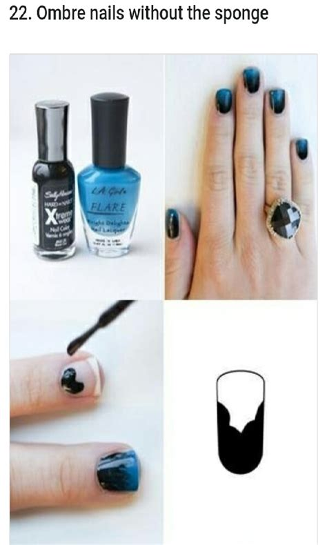 easy nail art hacks you can do on yourself 23 easy nail art hacks you can do on yourself trusper