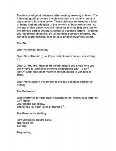 Business Letter Endings how to end a business letter the best letter sample
