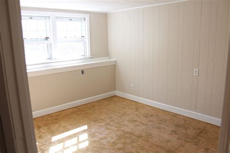 can you paint paneling painting wood paneling before and after