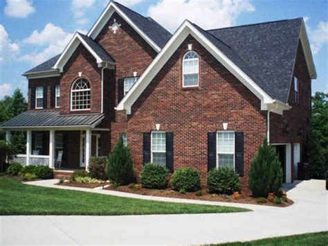 brick colors for homes brick colors for house exterior elite craft homes