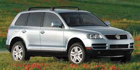 how to sell used cars 2004 volkswagen touareg parking system 2004 volkswagen touareg vw review ratings specs prices and photos the car connection
