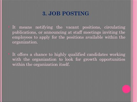 Internal Job Posting Template Success Job Description Mfawriting760 Web Fc2 Com Posting Email Template
