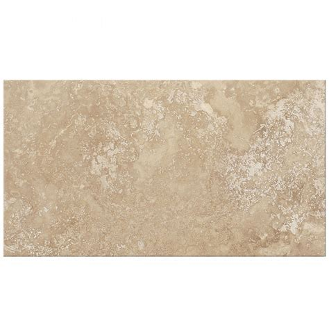 Premium Classic Beige Rectangular Honed & Filled