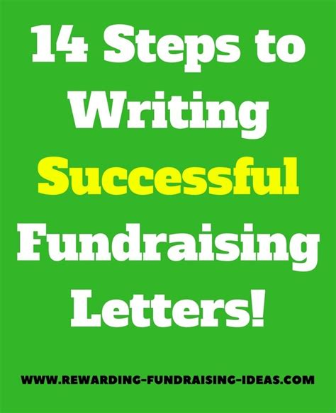 Fundraising Letter Tips 17 best images about school fundraisers on