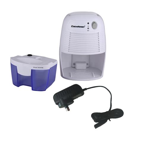 Quiet Dehumidifier For Bedroom | 500ml mini air dehumidifier home bedroom kitchen electric